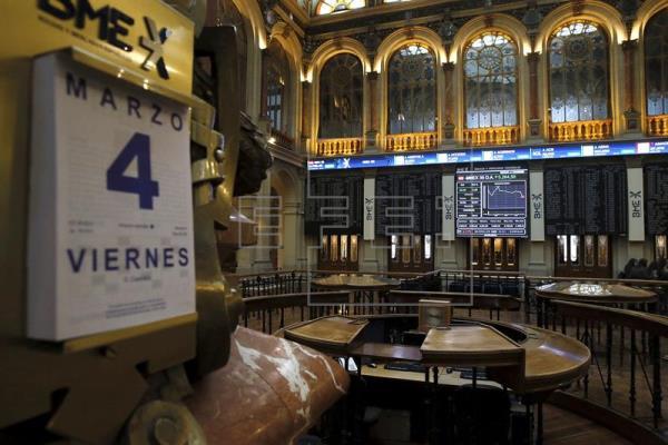 La bolsa española sube el 0,09 por ciento a mediodía