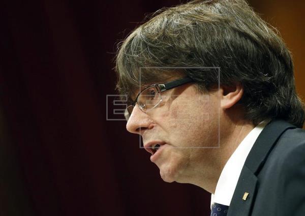 Puigdemont recibe mañana a Pedro Sánchez por primera vez en la Generalidad