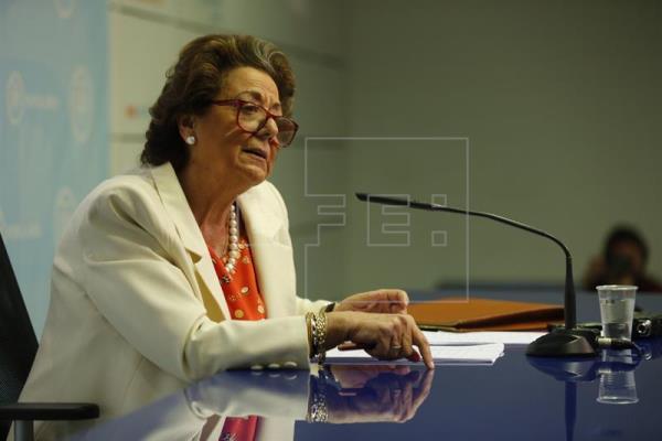 El juez de Valencia envía al Supremo la investigación a Barberá por blanqueo