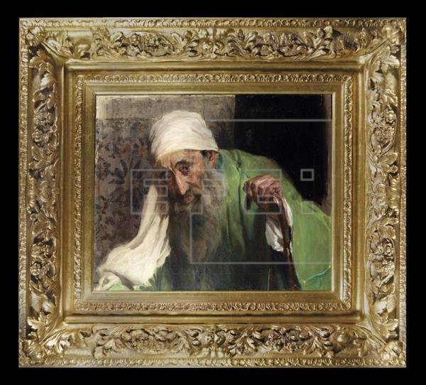 Se queda sin comprador el cuadro de Sorolla oculto durante más de cien años