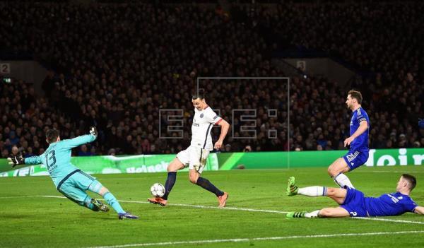 1-2. El PSG asalta Londres y vuelve a dejar al Chelsea sin Liga de Campeones