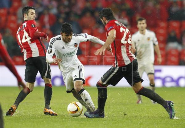 1-0. El Athletic cobra ventaja de cara a Mestalla