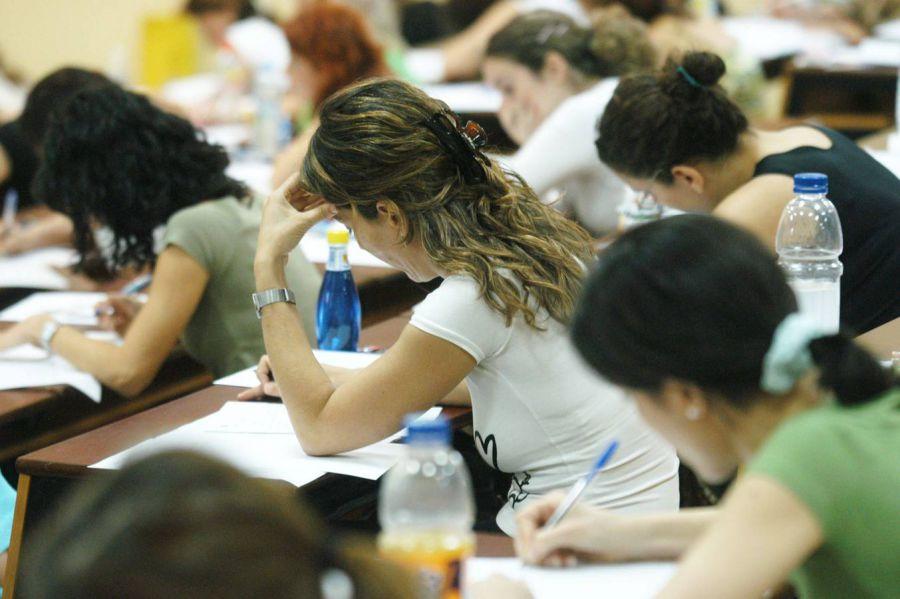 Presentadas 1.785 solicitudes para participar en el concurso-oposición de maestros