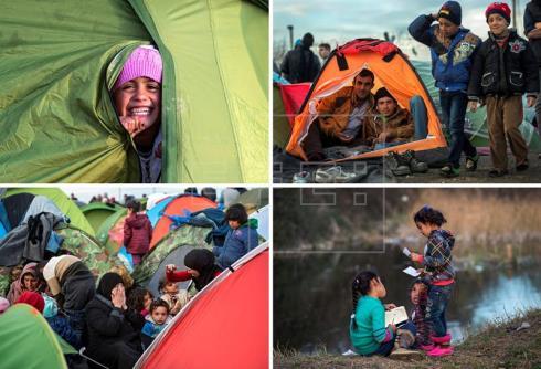 El 59 por ciento de los franceses no quiere que su país acoja refugiados