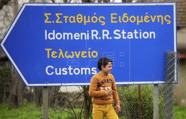Una crisis en el Gobierno en Grecia se suma a la de los refugiados