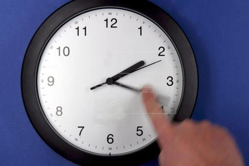 La noche de sábado a domingo se adelanta una hora el reloj