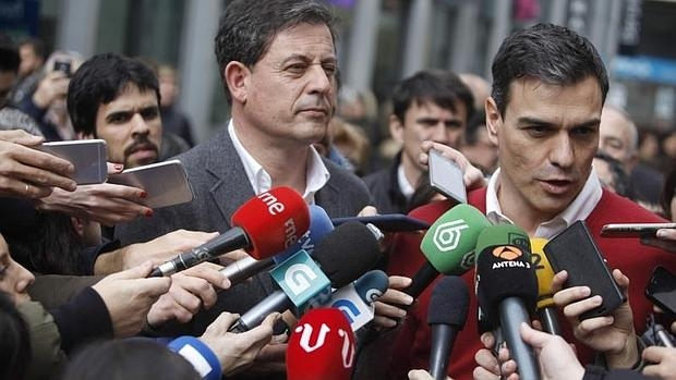 El líder del PSOE gallego imputado por seis delitos en la operación Pulpo
