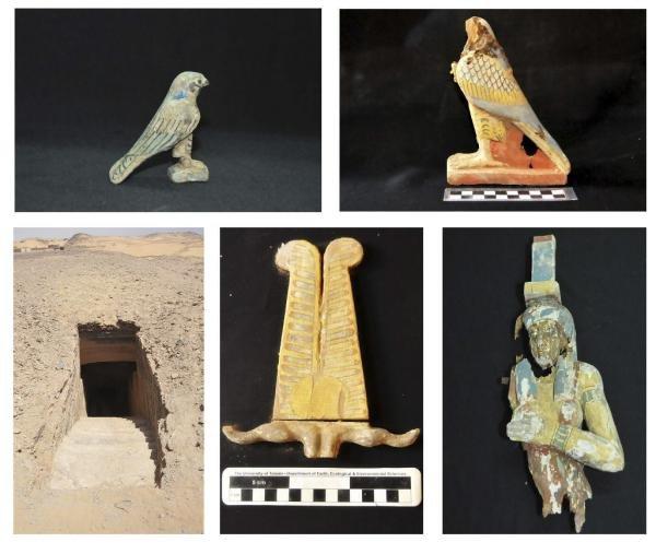 Un libro muestra radiografías a momias y desvela secretos de Tutankamón o Ramsés