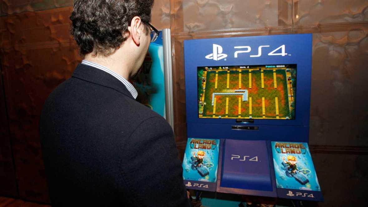 Arcade Land', un videojuego creado para ayudar a personas con parálisis cerebral