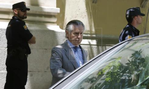 El fiscal pide para Blesa cárcel eludible bajo fianza de hasta 100.000 euros