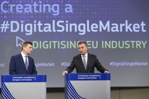 La CE lanza un plan para movilizar 50.000 millones para digitalizar la industria e impulsar tecnologías prioritarias