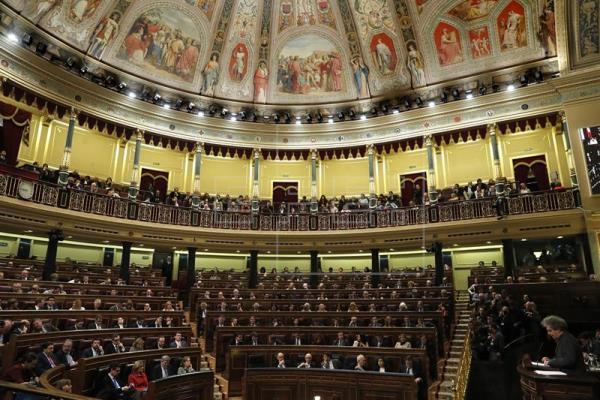 El Congreso insta al Gobierno a derogar la reforma laboral del PP
