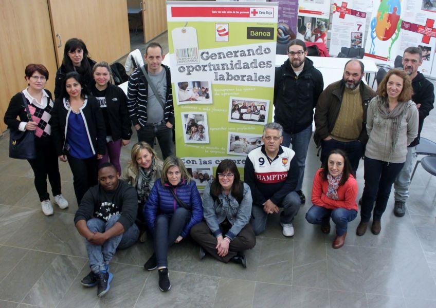 Cruz Roja y Bankia ponen en marcha el Certificado de Profesionalidad