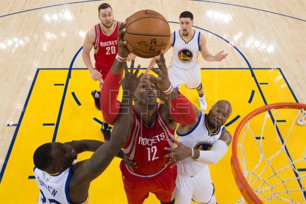 Warriors y Thunder arrollan; Hawks sufren; Pacers dan la sorpresa