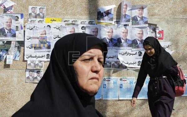 """El Gobierno iraní critica el plan de la """"policía secreta moral"""" impuesto en Teherán"""