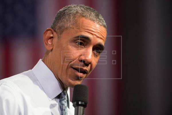 Obama admite