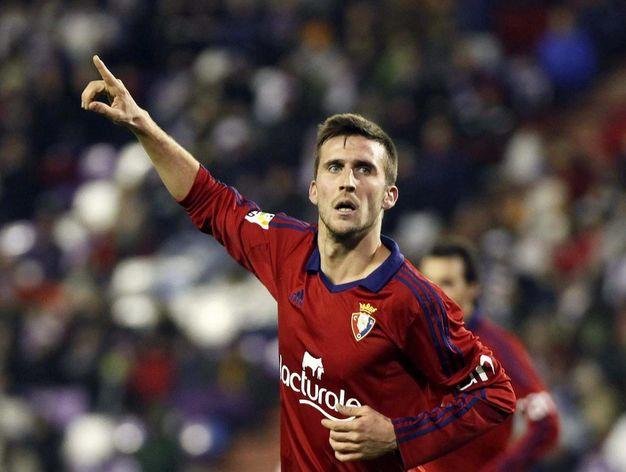 """Oier: """"El Valladolid marcará las aspiraciones del equipo"""""""