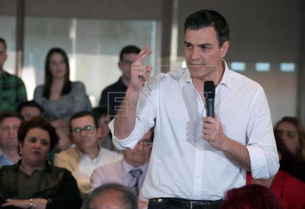 Sánchez será nombrado mañana candidato del PSOE sin necesidad de primarias
