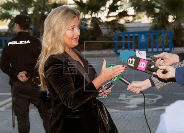Manos Limpias mantiene la pena de ocho años de prisión para la Infanta