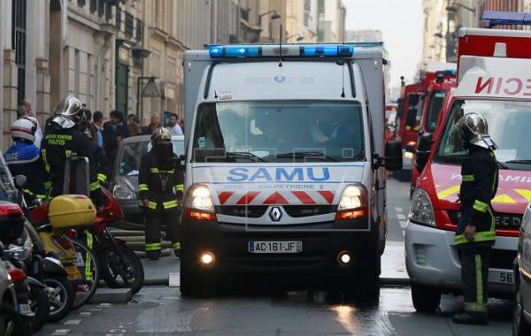 Varios heridos y desaparecidos por una explosión de gas al oeste de París
