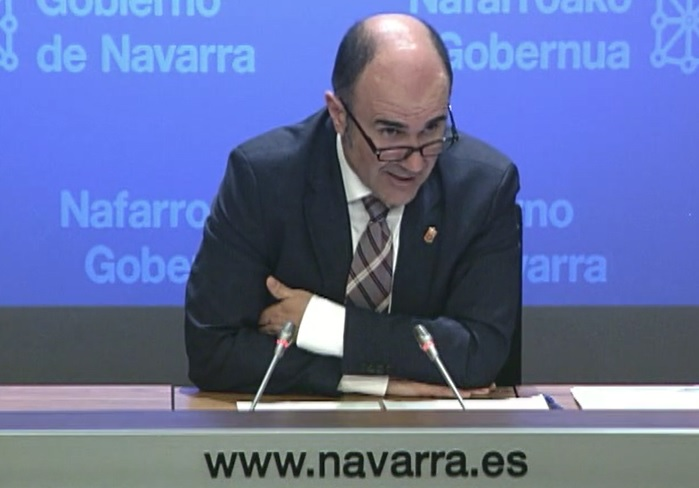 El Gobierno de Navarra no va a recurrir la decisión de la juez de no imputar a Osasuna por delito fiscal