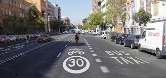 El ayuntamiento de Pamplona pasará las bicicletas a la calzada exclusiva para coches