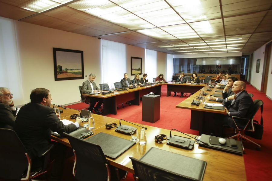 Constituida la Comisión de Investigación sobre la desaparición en CAN
