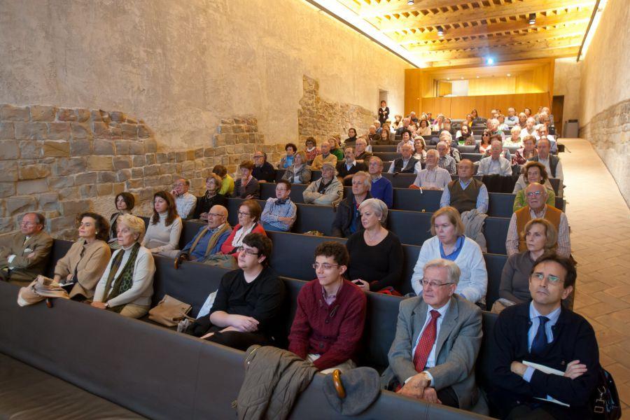 La Cátedra de Patrimonio y Arte navarro publica la memoria de actividades de 2015