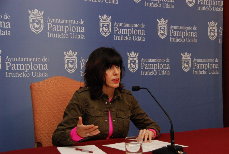 """El PSN critica la """"hipocresía"""" de Podemos en el ayuntamiento de Pamplona"""