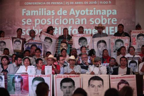 Detienen en México a un presunto criminal ligado a la desaparición de los estudiantes de Iguala