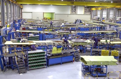 La producción industrial en España repunta en agosto al 2,2 % interanual