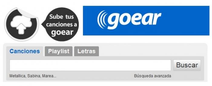La Audiencia Nacional bloquea definitivamente la página Goear.com