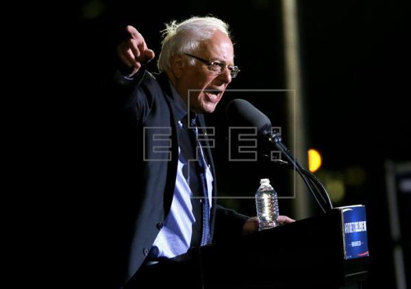 Sanders saca pecho al haber ganado siete de las últimas ocho primarias demócratas