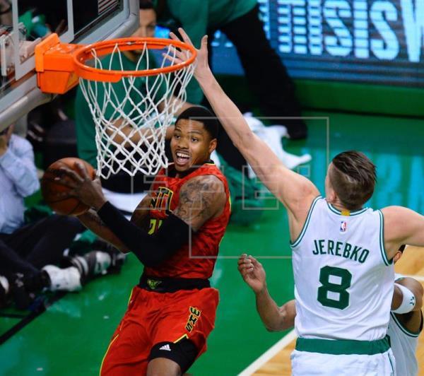 92-104. Hawks eliminan a Celtics y jugarán las semifinales contra Cavaliers