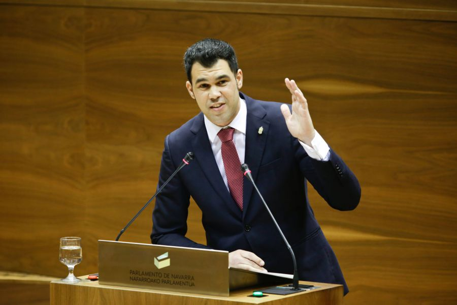 El PPN pide información al Gobierno foral sobre la oferta y la demanda de euskera de la UPNA