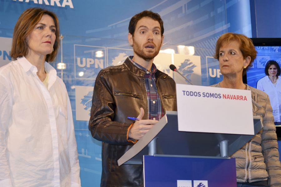 """UPN denuncia que el Gobierno """"ha borrado"""" a más de 2.000 pacientes de las listas de espera"""