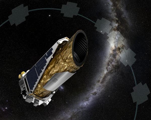 La NASA recupera el contacto con Kepler y dice que 'está a salvo'