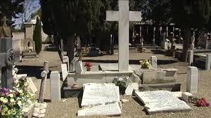 La Policía Foral detiene a los autores de los destrozos en los cementerios de Murchante y Funes