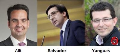 Salvador, Alli y Yanguas entre los 7 candidatos para las primarias de UPN al Congreso y Senado