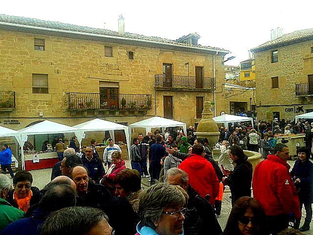 Dicastillo celebrará este domingo la XX Feria del Espárrago de Navarra