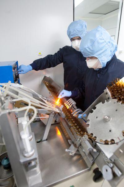 Nuevo máster en Diseño Galénico y Fabricación en la Industria Farmacéutica en la Universidad de Navarra