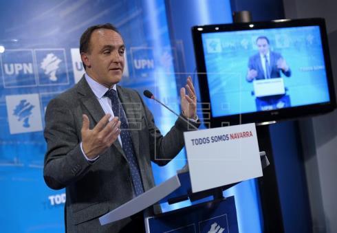 """UPN inicia esta semana contactos con el PP para """"renovar o no"""" el pacto"""