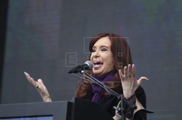 El Senado autoriza por unanimidad los registros a las casas de Cristina Fernández
