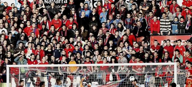 4.000 rojillos apretarán a Osasuna en la carrera por el ascenso
