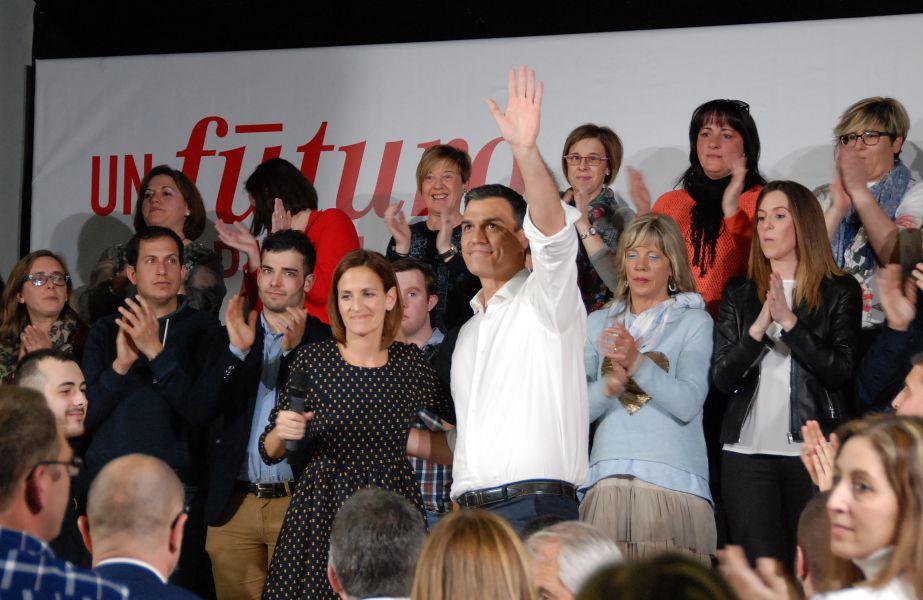 Chivite (PSN) recuerda que UPN-PP significa apoyar al Rajoy de la corrupción y los recortes