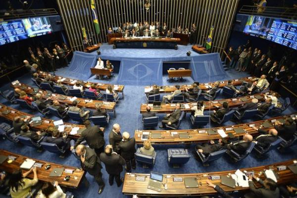 El Senado abre la sesión para escuchar a los testigos de la defensa de Rousseff