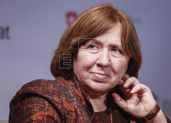 Svetlana Alexiévich: