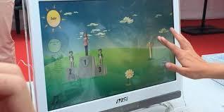 Videojuegos para que los niños sepan comer sano