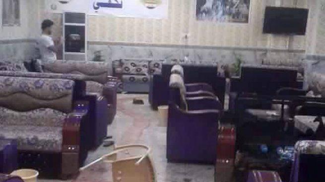 Dieciseis muertos en un ataque de Estado Islámico a una peña del Real Madrid en Irak