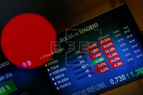 El ÍBEX abre cayendo un 0,36%